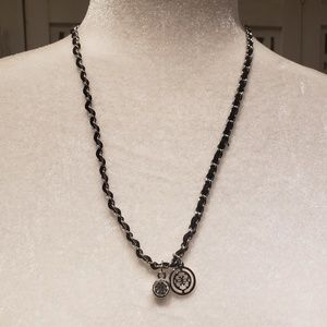 Guess woven necklace : Kate